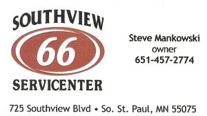 Southview 66 Servicenter web