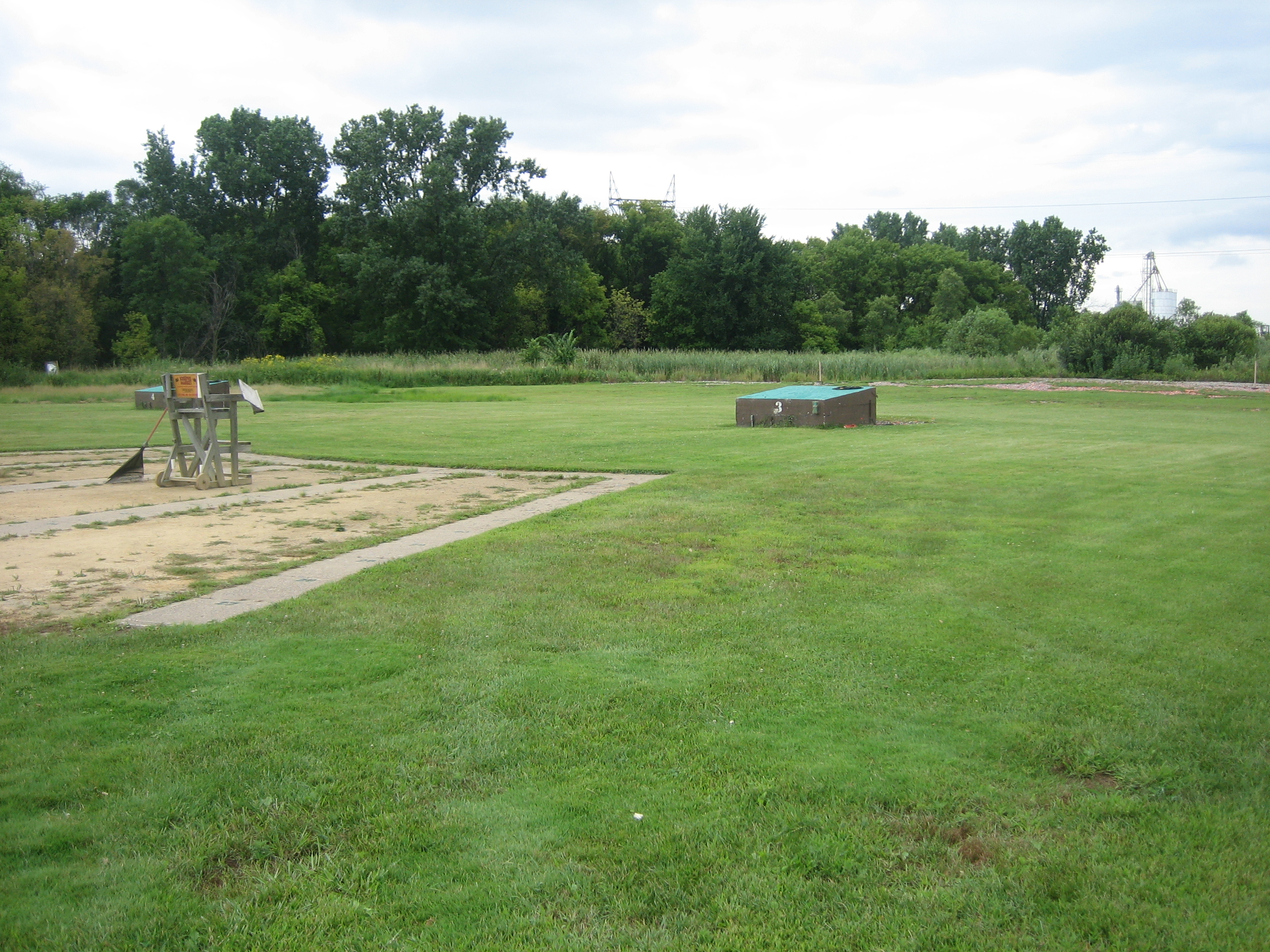Trap Field 1